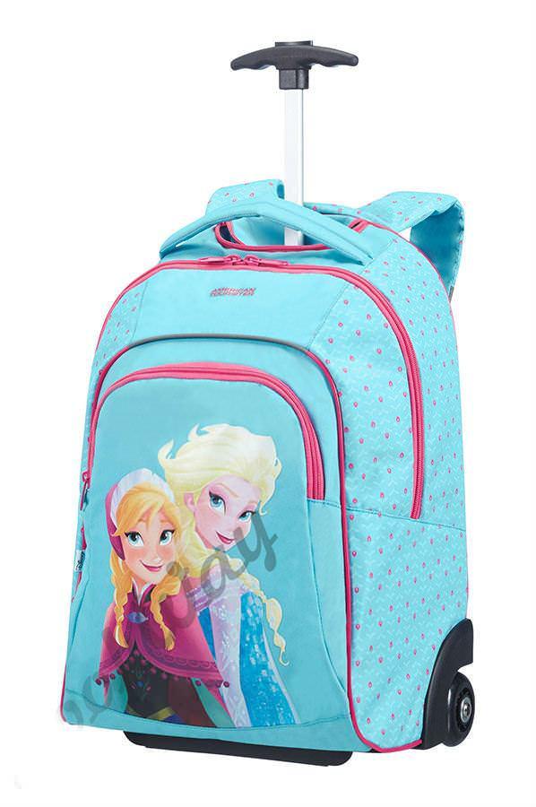 Рюкзак на колесиках детский рюкзак-холодильник slazenger 300d
