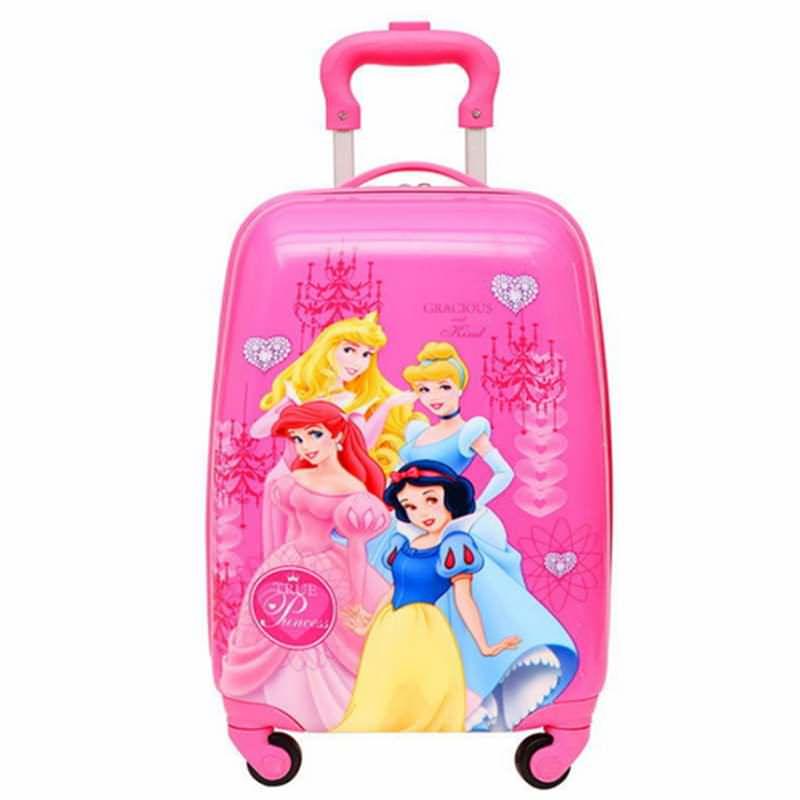 301e9264edeb 11323 - Детский пластиковый чемодан