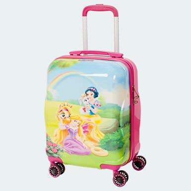 Детские чемоданы дисней опт мендоза чемоданы на 4-х колесах