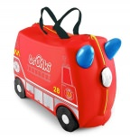 10705 - Чемодан Trunki Fire Engine Frank (Пожарная машина)